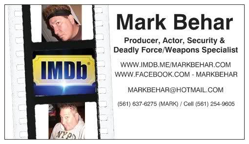 mark behar imdb
