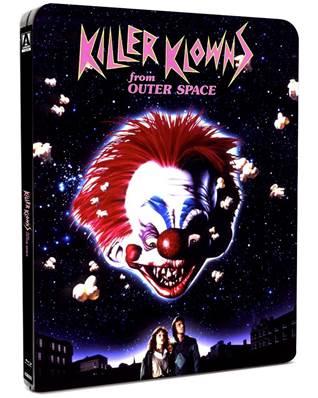 Killer Clowns Steelbook