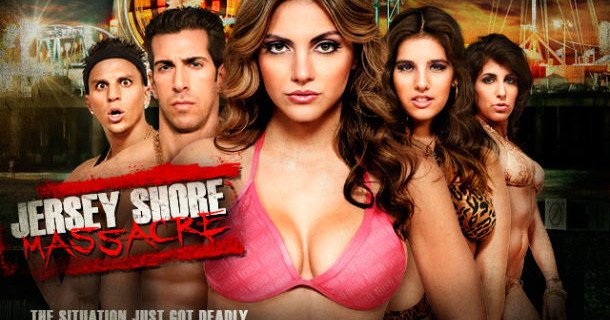 Win a copy of Jersey Shore Massacre on Blu Ray