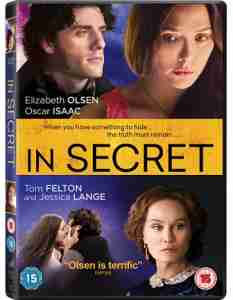 In Secret DVD cover - Back to the Movies