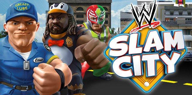 We take a trip to Slam City