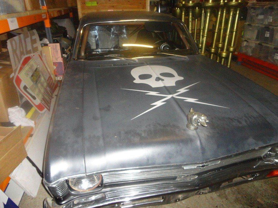 Deathproof Car