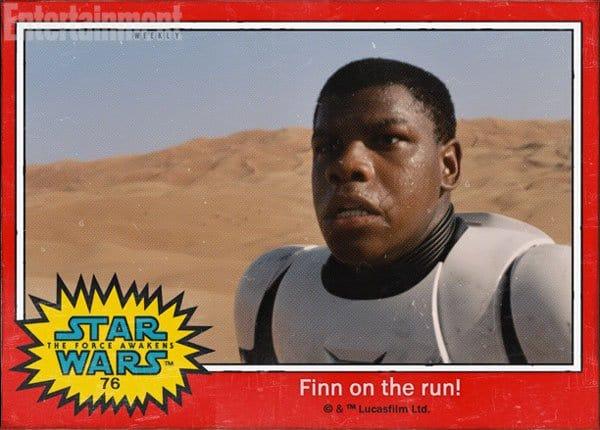 Finn Star Wars Episode 7