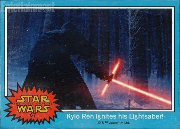 Kylo Ren Star Wars Episode 7