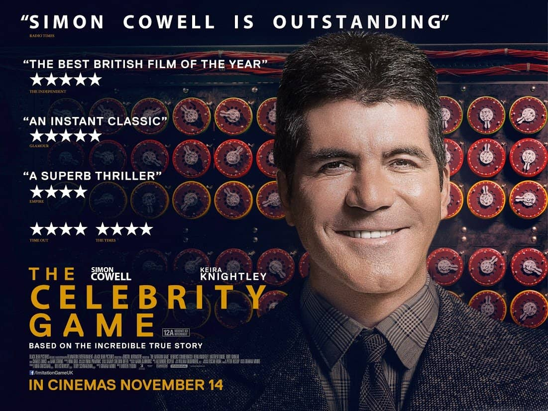 The Celebrity Game with Simon Cowell