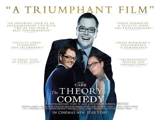 The Theory of Comedy - Alan Caar