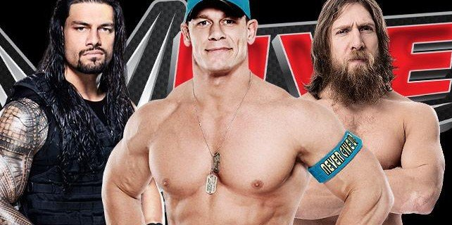 WWE Live in the UK – Manchester 13/04/2015