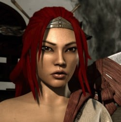 Heavenly Sword Movie Mini Review