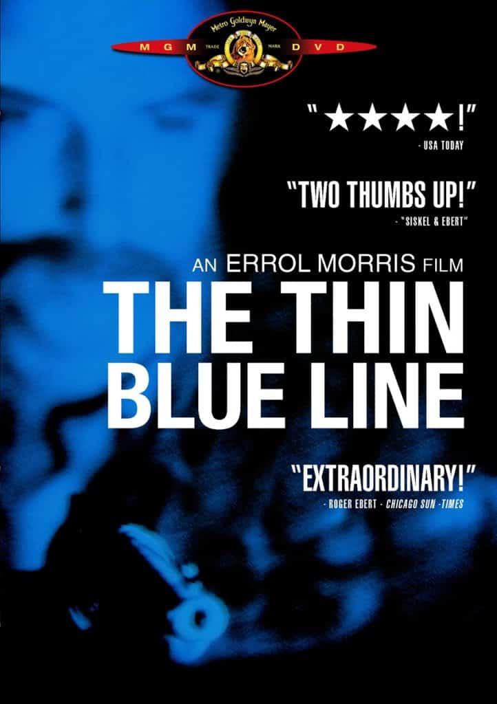THE THIN BLUE LINE NETFLIX
