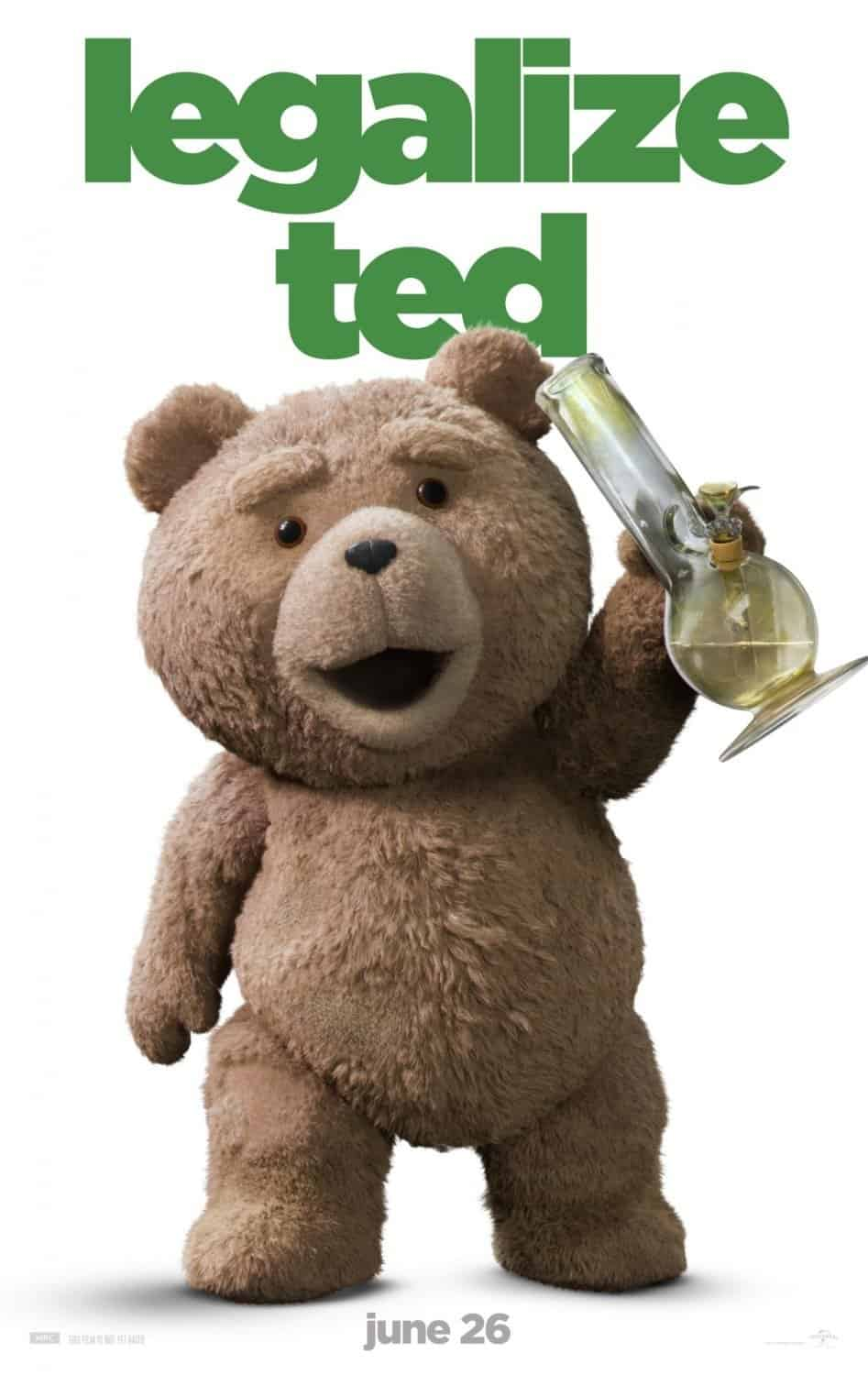 Understatement Funny Ted 2 - Review