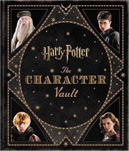 Harry Potter Book Characters : Harry potter character vault book review