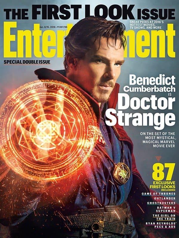Entertainment Weekly - Doctor Strange