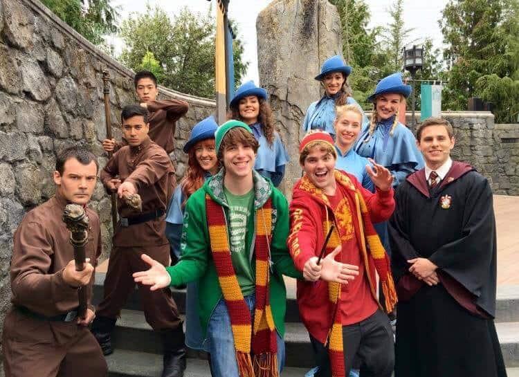 Wizarding World of Harry Potter - Universal