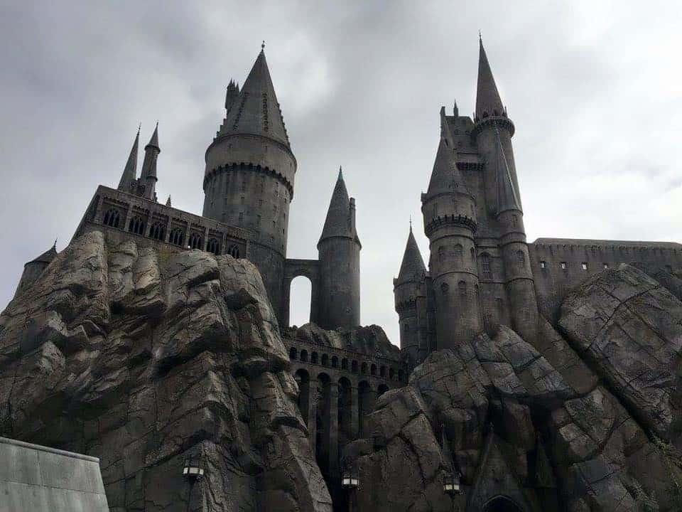 Harry Potter Castle Hollywood