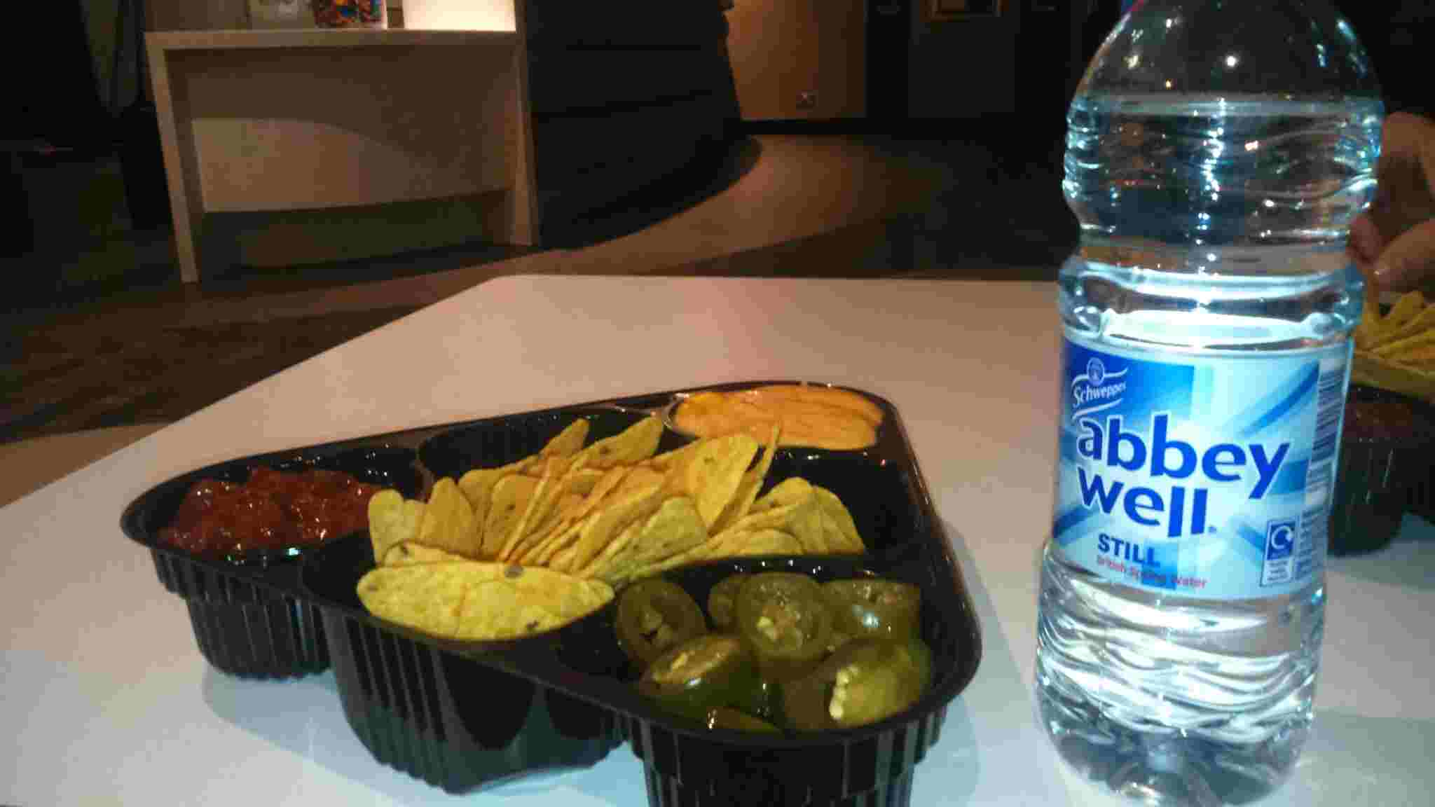 Odeon Food And Drink Price List
