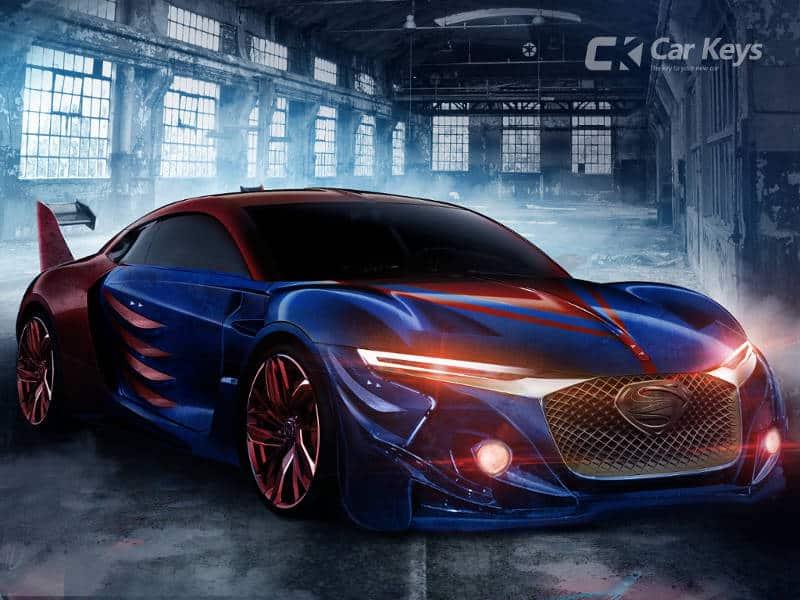 Superman Car CK-L