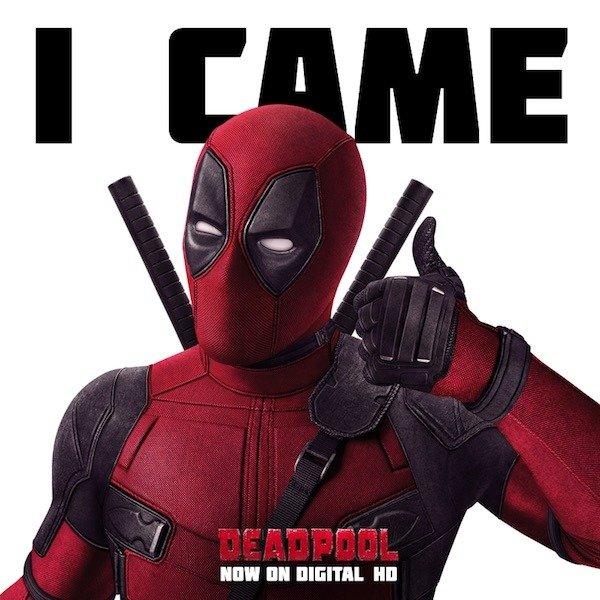 Deadpool - Came Early