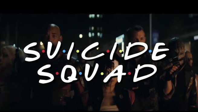 Suicide Squad - Friends