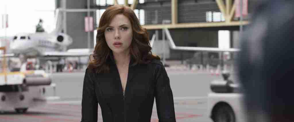 Marvel's Captain America: Civil War..Black Widow/Natasha Romanoff (Scarlett Johansson)..Photo Credit: Film Frame..© Marvel 2016