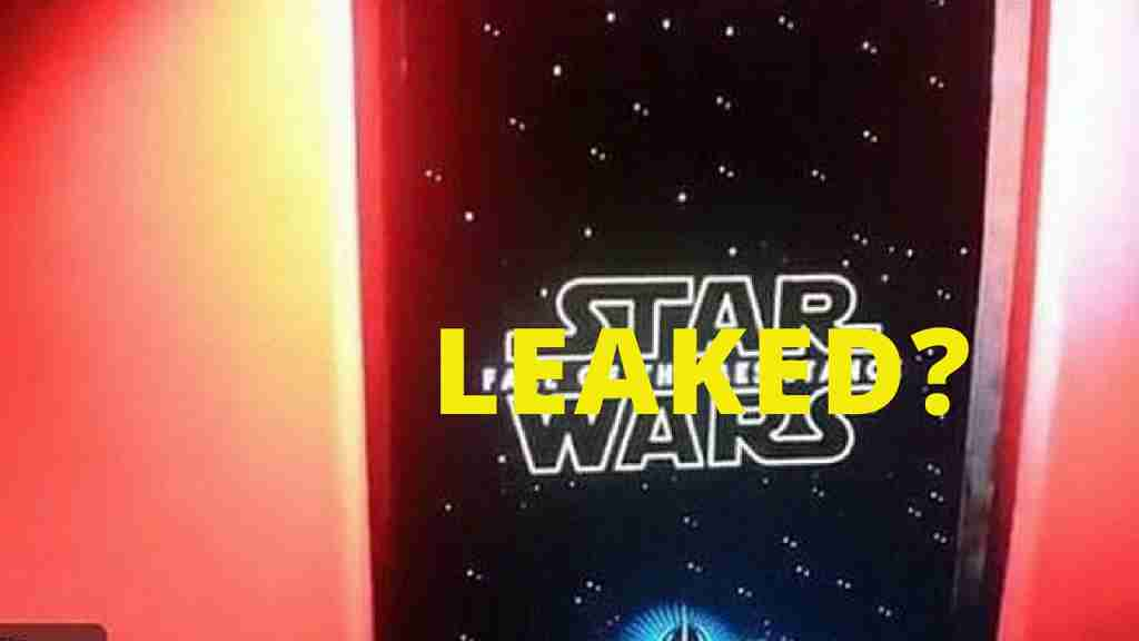 SW 8 Leaked