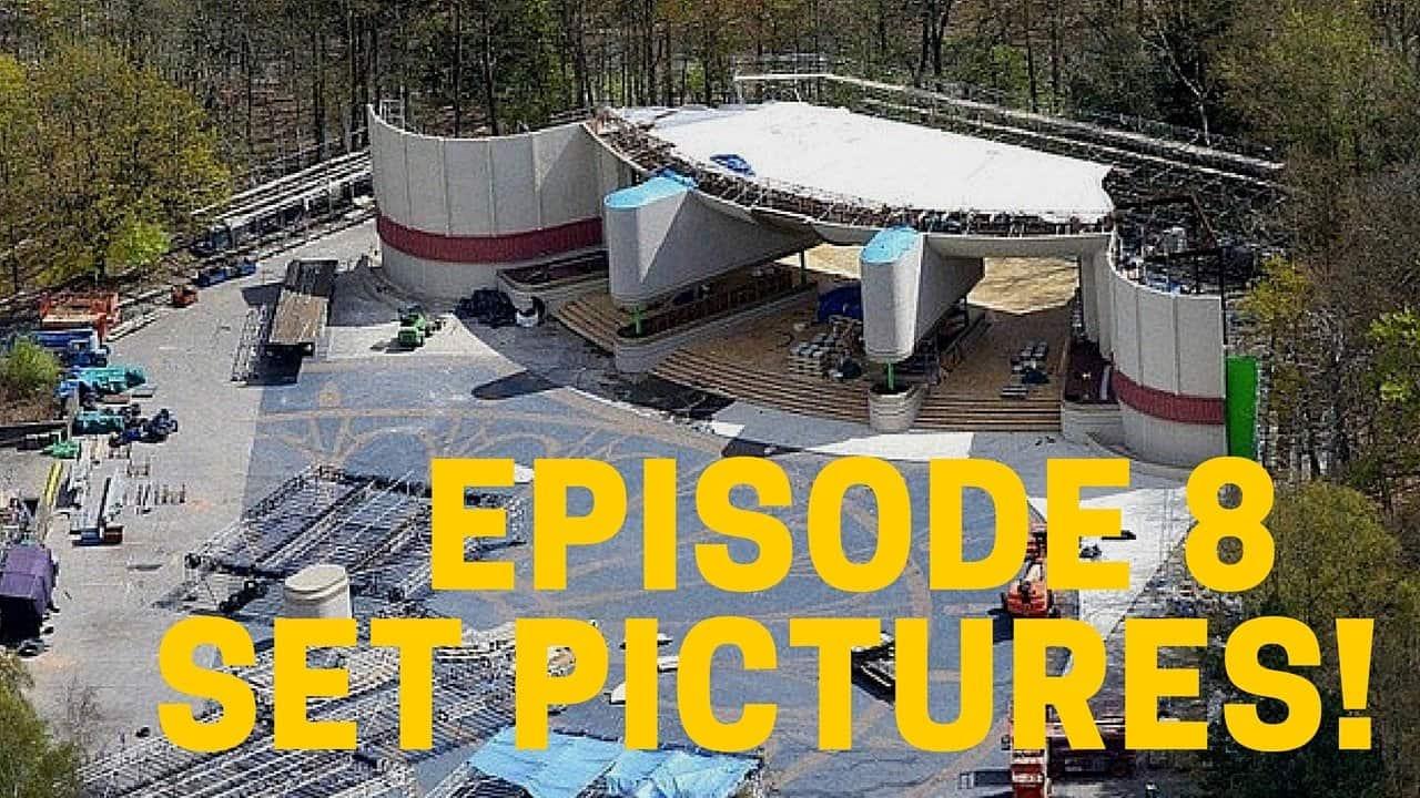 ep.8 on set photos