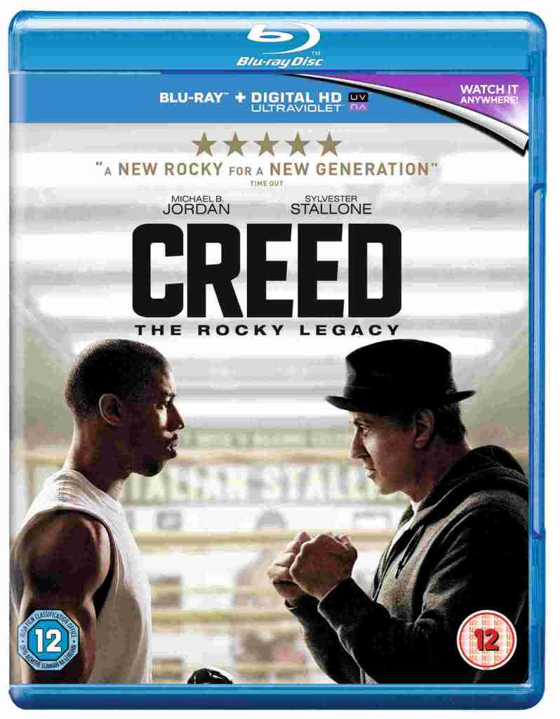 Creed Blu-ray packshot
