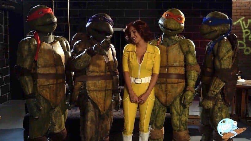 turtles porn