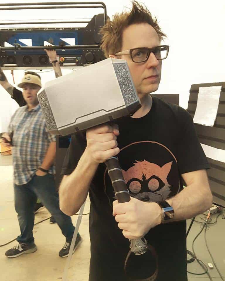 James Gunn Thors Hammer