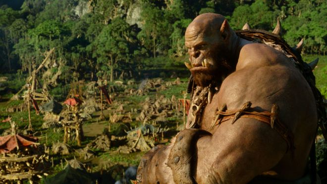 Warcraft Still
