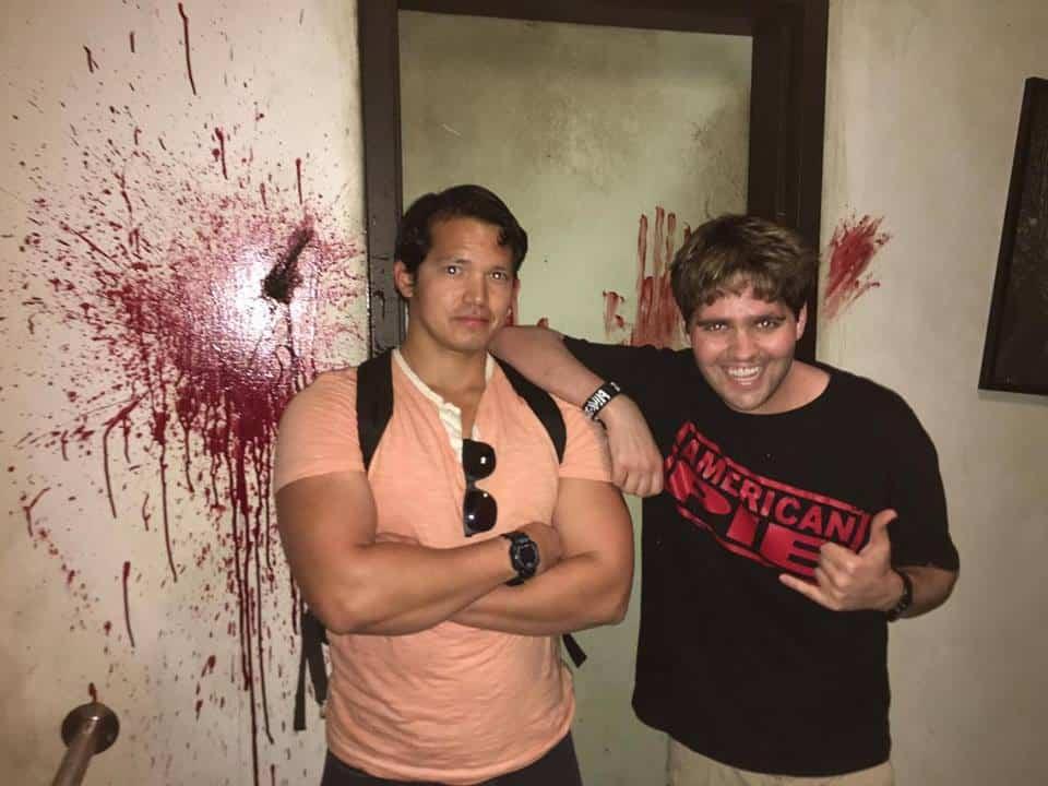 Kory Davis and John Ramirez