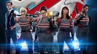 all-female Ghostbusters