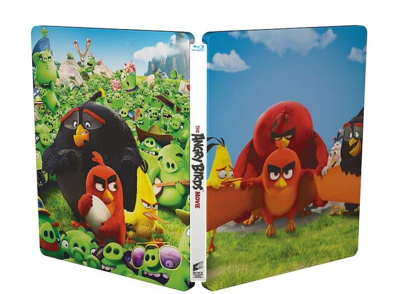 Angry Birds Steelbook