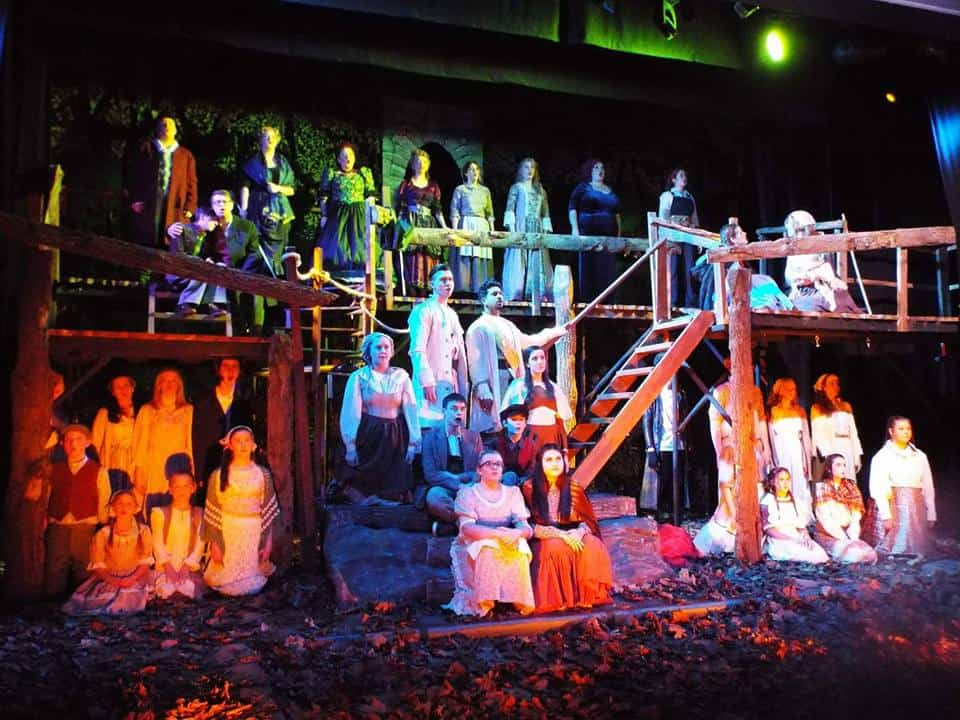 Into the Woods - Theatre - Stoke Rep