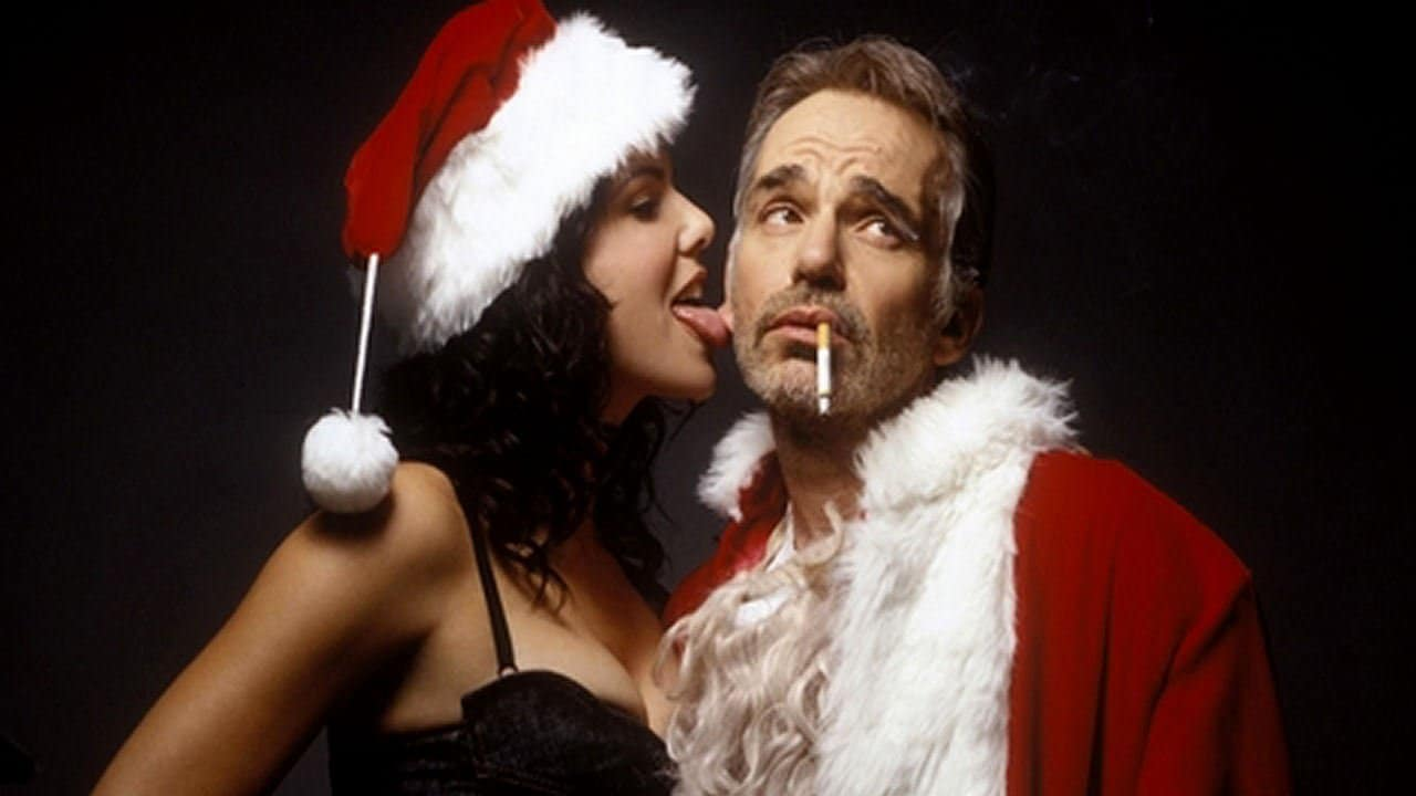 Bad Santa Review Back To The Movies