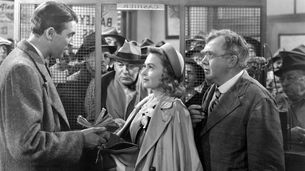 its a wonderful life analysis Movie review - it's a wonderful life note: this review was written under a previous rating system some of the older reviews may express opinions and judgment calls.