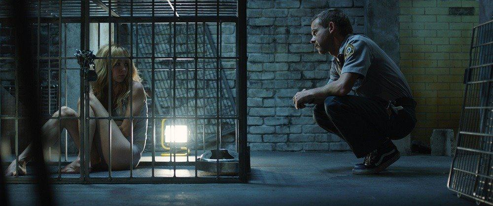 DOMINIC MONAGHAN AND KSENIA SOLO IN PET