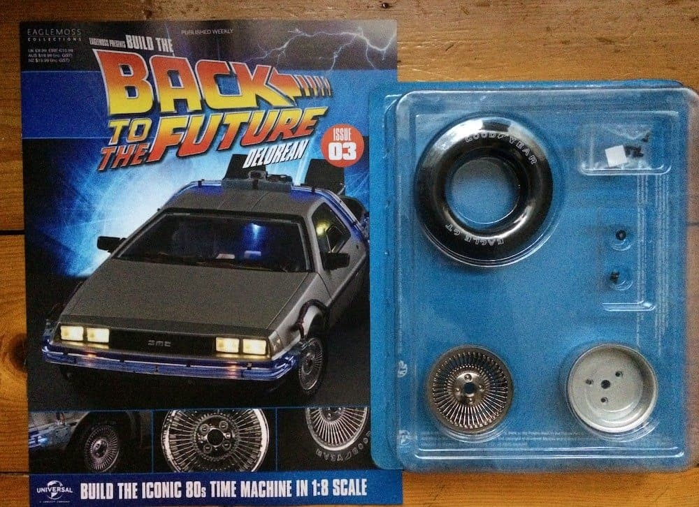 Building The Delorean Issue 3  Back To The Movies-4454
