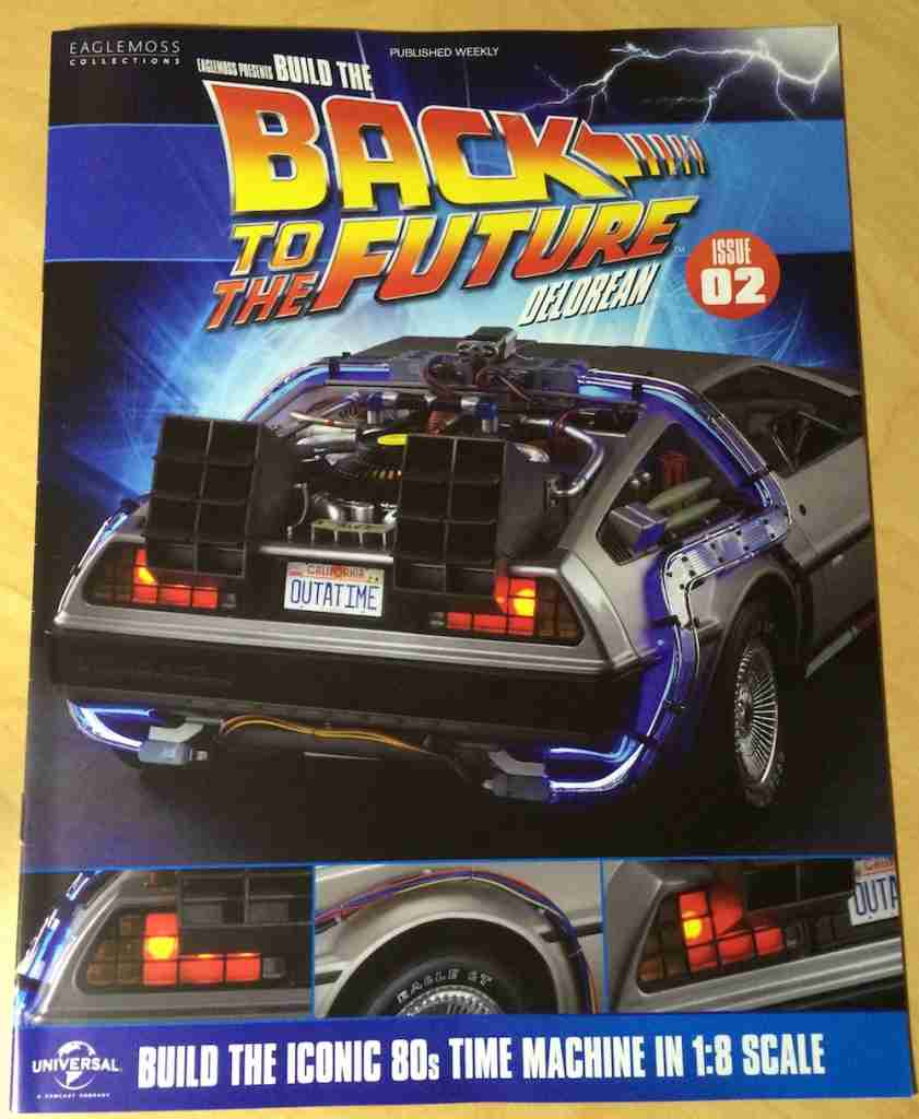 Issue 2 Build your own DeLorean