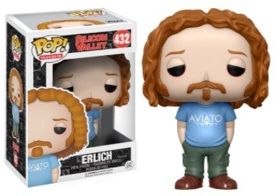 Erlich Bachman, owner of the Hacker Hostel that serves as Pied Piper's headquarters