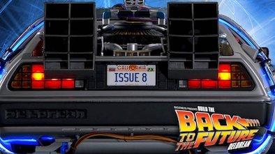 Issue 8 DeLorean