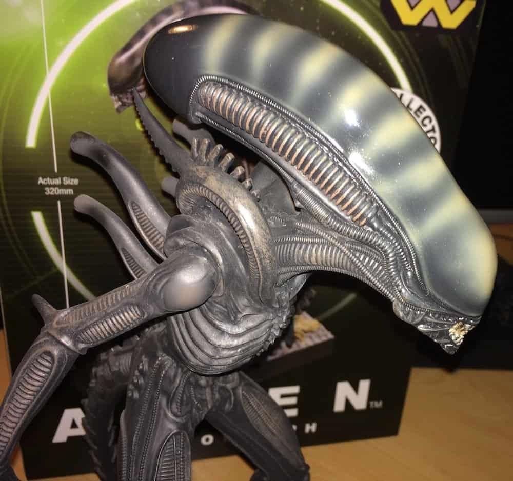Alien Xenomorph Eaglemoss