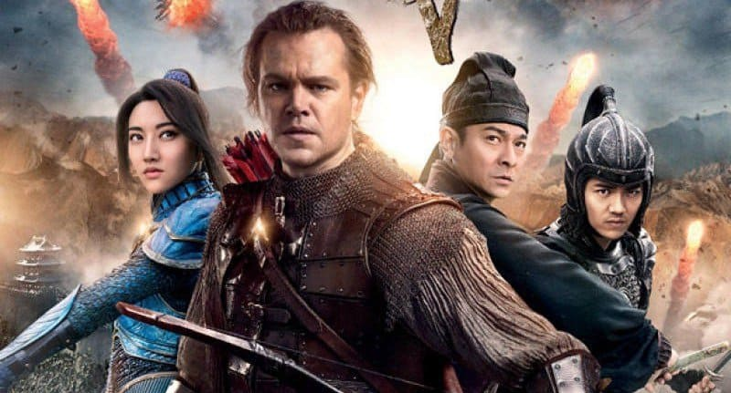 The Great Wall Review |
