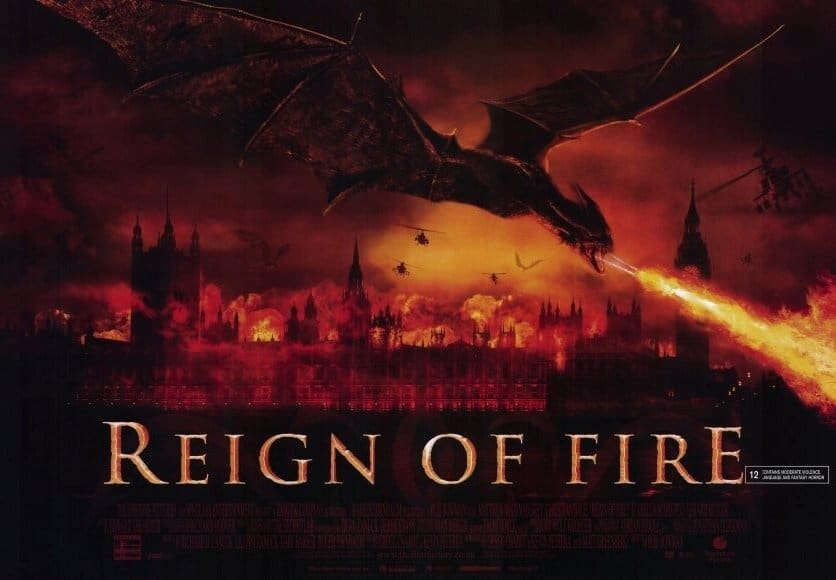 Reign of Fire (film) - Wikipedia
