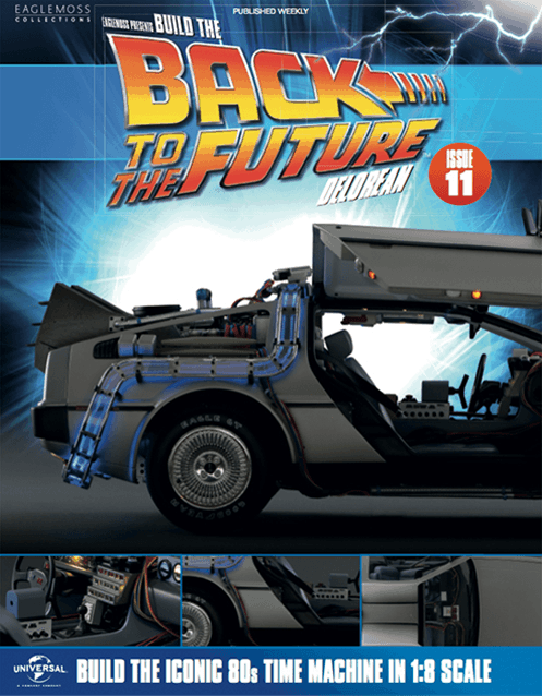 Building The Delorean Issue 11  Back To The Movies-5658