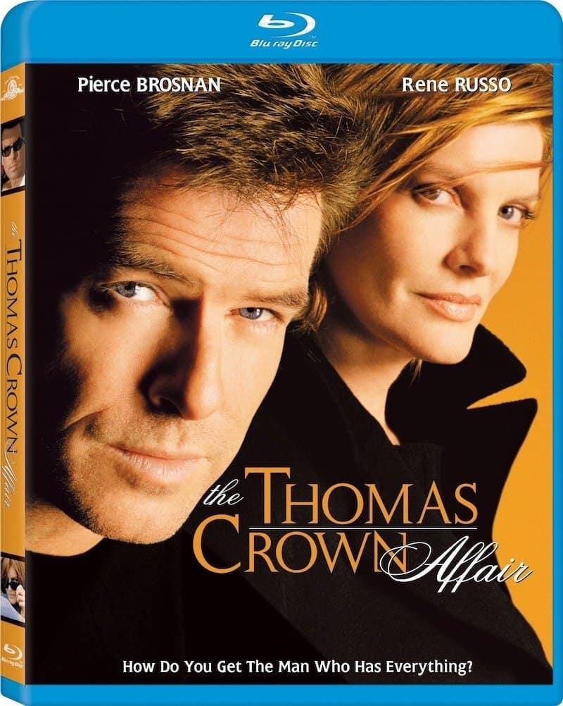 Thomas crown affair summary