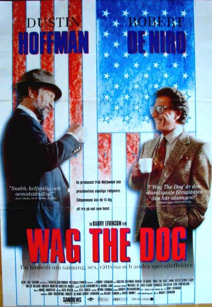 Bilderesultat for pic of wag the dog