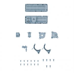 delorean parts