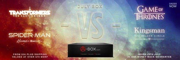 A-BOX VS Box