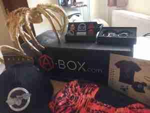 A-BOX Alien Covenant
