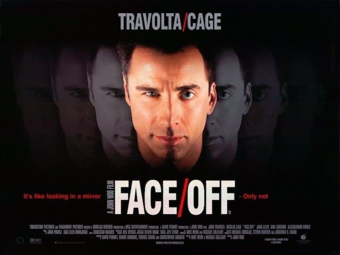 Face Off Poster